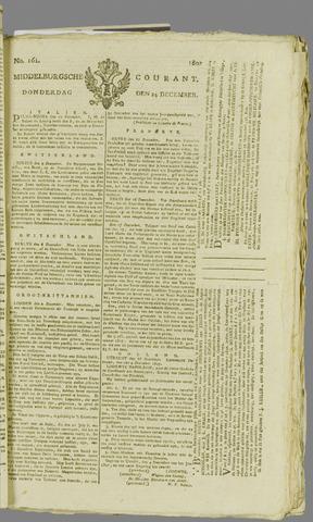 Middelburgsche Courant 1807-12-24