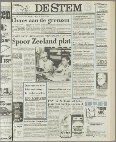 de Stem 1983-11-11