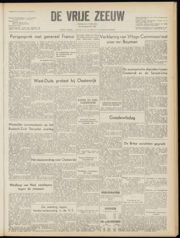 de Vrije Zeeuw 1955-05-17