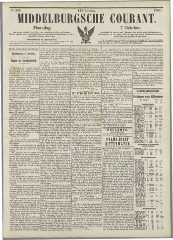 Middelburgsche Courant 1901-10-07