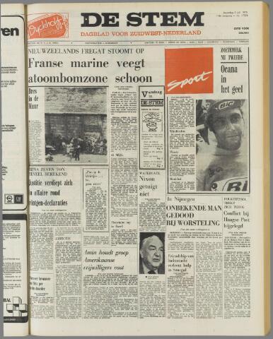 de Stem 1973-07-09