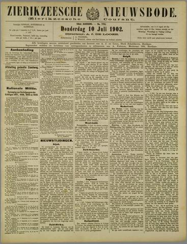 Zierikzeesche Nieuwsbode 1902-07-10