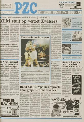 Provinciale Zeeuwse Courant 1993-11-08