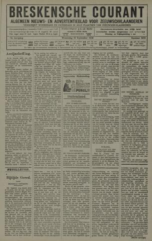 Breskensche Courant 1926-09-15