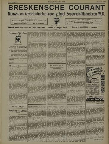 Breskensche Courant 1938-11-18