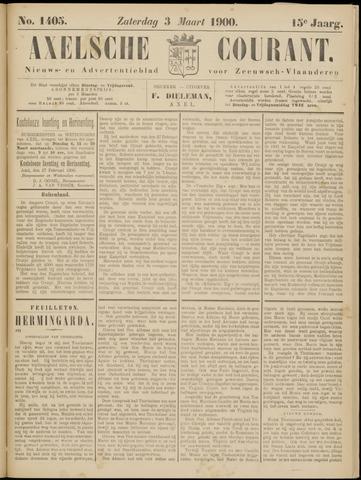 Axelsche Courant 1900-03-03
