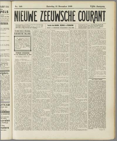 Nieuwe Zeeuwsche Courant 1909-12-11