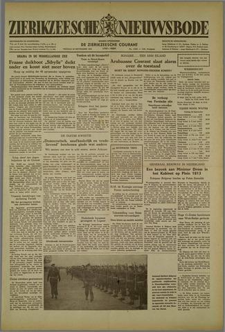 Zierikzeesche Nieuwsbode 1952-09-26