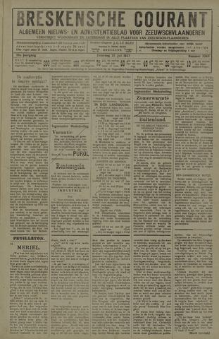 Breskensche Courant 1927-07-23