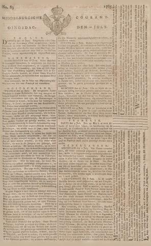 Middelburgsche Courant 1785-07-12