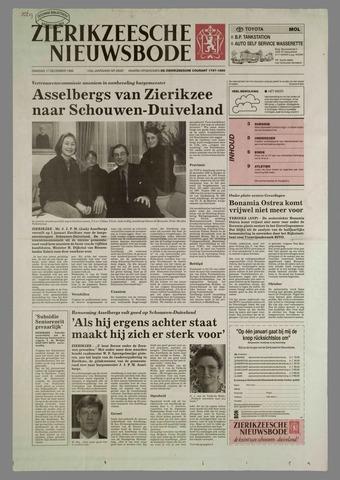Zierikzeesche Nieuwsbode 1996-12-17