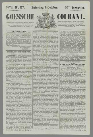 Goessche Courant 1873-10-04