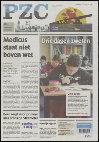 Provinciale Zeeuwse Courant 2014-02-12