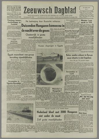 Zeeuwsch Dagblad 1956-11-29