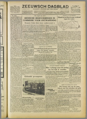 Zeeuwsch Dagblad 1952-03-15