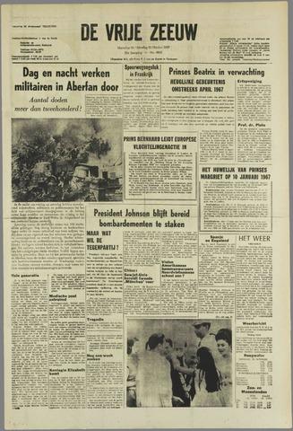 de Vrije Zeeuw 1966-10-24