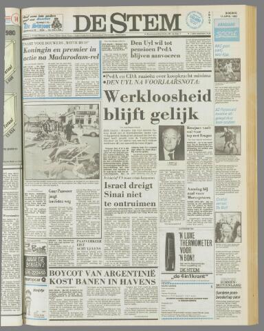 de Stem 1982-04-13