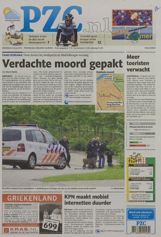 Provinciale Zeeuwse Courant 2011-07-20