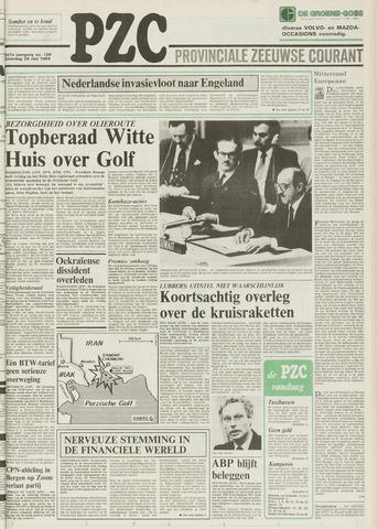 Provinciale Zeeuwse Courant 1984-05-26