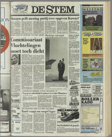 de Stem 1990-10-13