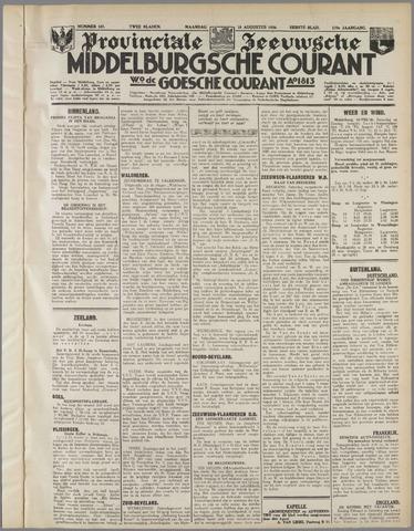 Middelburgsche Courant 1936-08-10