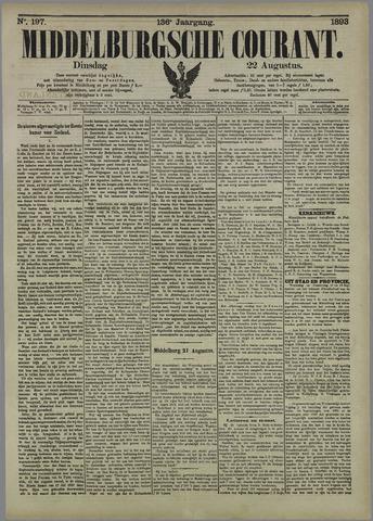 Middelburgsche Courant 1893-08-22