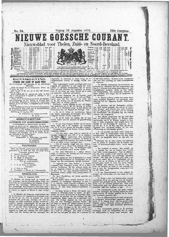 Nieuwe Goessche Courant 1876-08-18