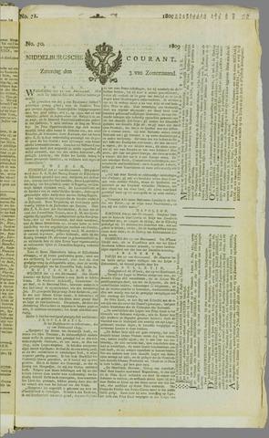 Middelburgsche Courant 1809-06-03