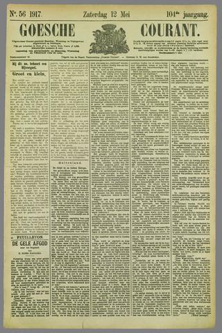 Goessche Courant 1917-05-12