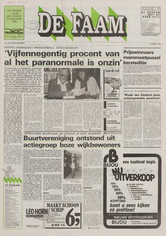 de Faam en de Faam/de Vlissinger 1989