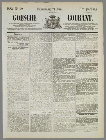 Goessche Courant 1883-06-21