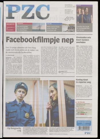 Provinciale Zeeuwse Courant 2013-11-21