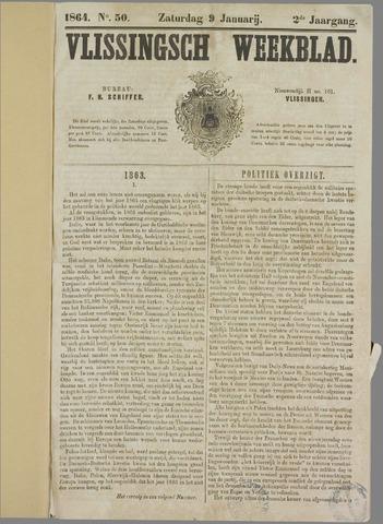 Vlissings Weekblad 1864