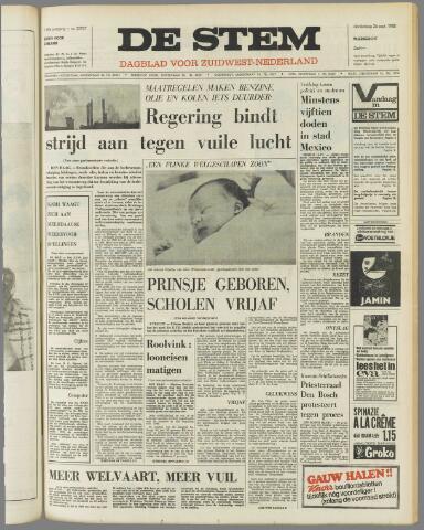 de Stem 1968-09-26