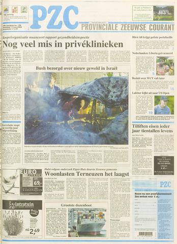 Provinciale Zeeuwse Courant 2003-06-11