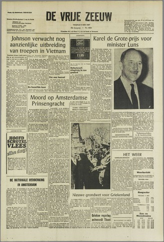 de Vrije Zeeuw 1967-05-05