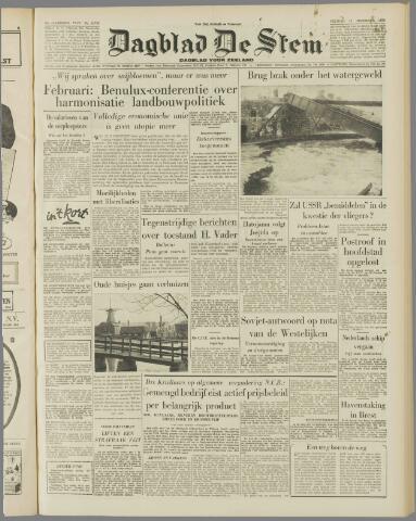 de Stem 1954-12-10