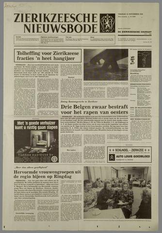 Zierikzeesche Nieuwsbode 1988-11-11