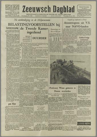 Zeeuwsch Dagblad 1957-11-20