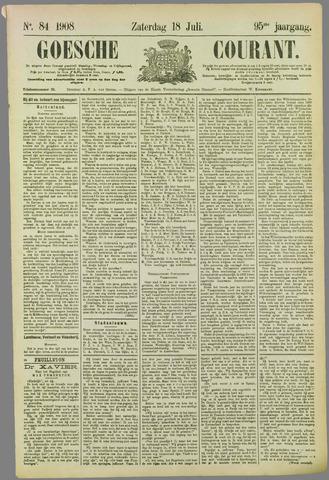 Goessche Courant 1908-07-18