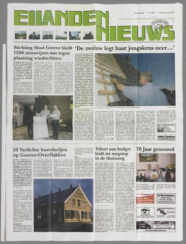 Eilanden-nieuws. Christelijk streekblad op gereformeerde grondslag 2007-07-24