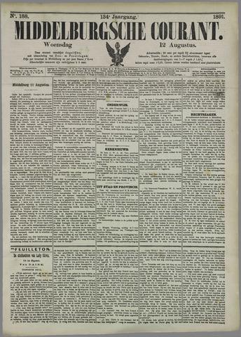 Middelburgsche Courant 1891-08-12