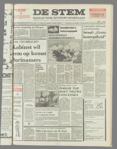 de Stem 1980-08-27