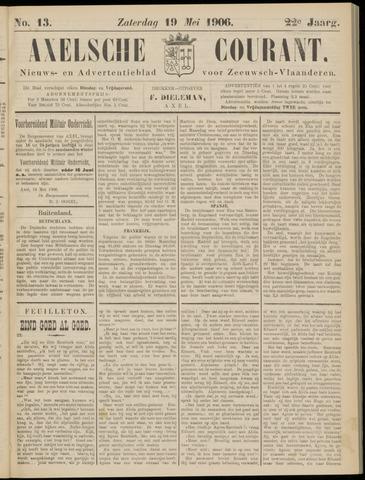 Axelsche Courant 1906-05-19
