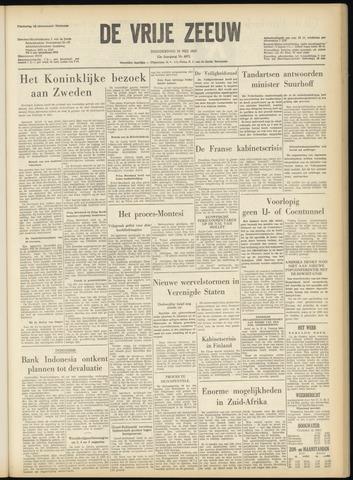 de Vrije Zeeuw 1957-05-23
