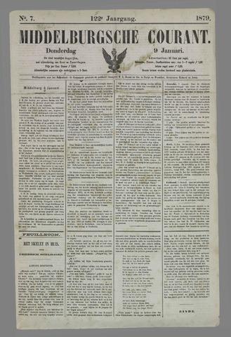 Middelburgsche Courant 1879-01-09