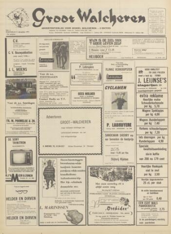 Groot Walcheren 1971-12-08
