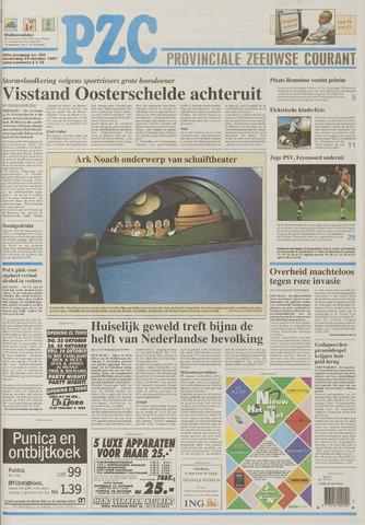 Provinciale Zeeuwse Courant 1997-10-23