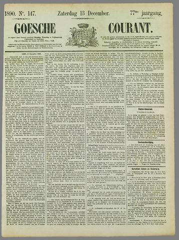 Goessche Courant 1890-12-13
