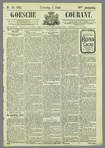 Goessche Courant 1912-06-01
